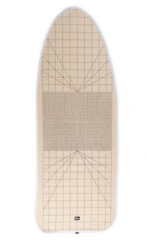 Чехол для гладильной доски с шкалой в см, S-M  611922 фото №1