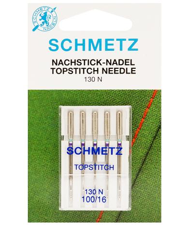 Голки Topstitch №100 (5 шт.) 64863 фото №1
