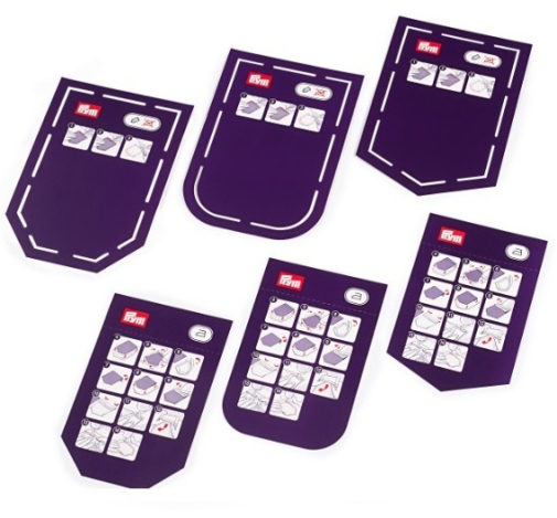 Набор для маркировки и глажки, карманы для блузок 611935 фото №1