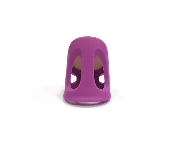 Наперсток эргономичный, размер 16мм (М) (розовый) Prym 431141 фото №3