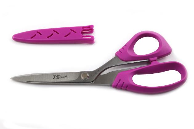 Ножницы для шитья (202 мм) EL-0202 фото №2