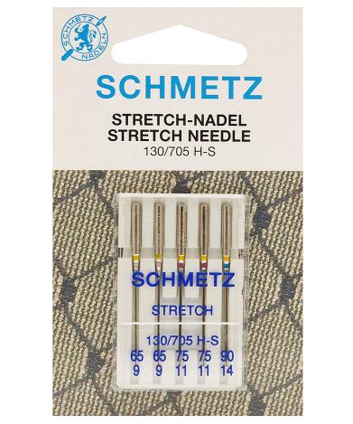 Голки Stretch №65-90 (5 шт.) 50199 фото №1