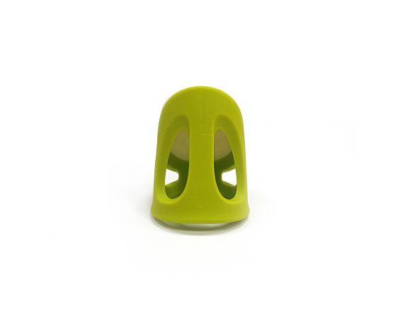 Наперсток эргономичный, размер 17мм (L) (зеленый цвет) Prym 431142 фото №3