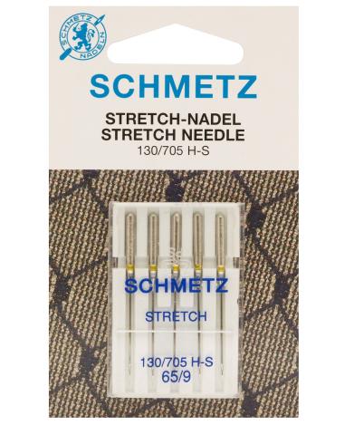 Иглы Stretch №65 (5 шт.) 33730 фото №1