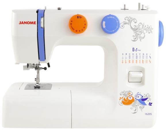 JANOME 1620S janome-1620s фото №1