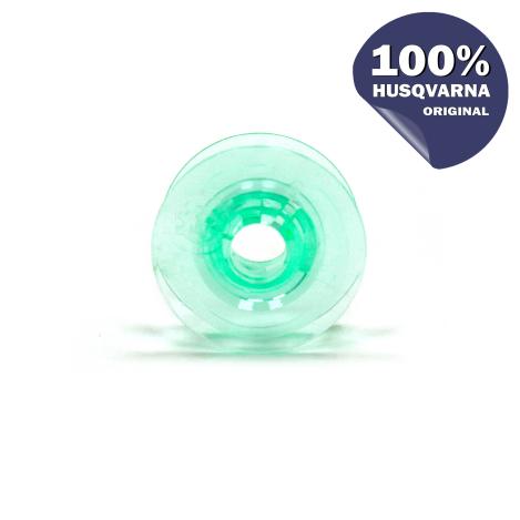 Шпулька пластиковая (светлый зеленый) Huqsvarna 413182545 фото №3