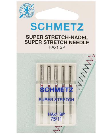 Иглы Super Stretch №75 (5 шт.) 50196 фото №1