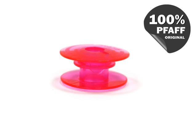 Шпулька пластиковая (розовый) (20,2*8,2 мм) 820921096 фото №2