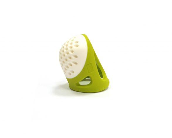 Наперсток эргономичный, размер 17мм (L) (зеленый цвет) Prym 431142 фото №2