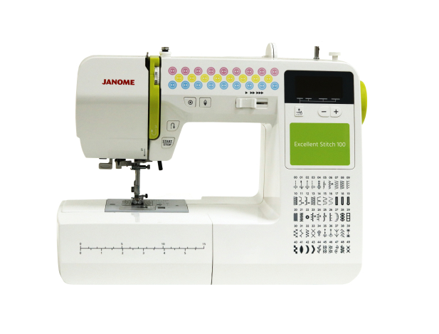 JANOME EXCELLENT STITCH 100 JANOME EXCELLENT STITCH 100 фото №1