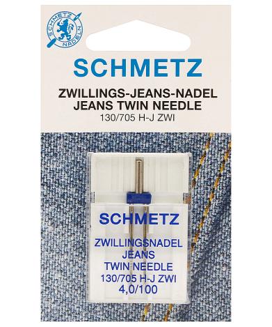 Голка Twin Jeans №100/4,0 70552 фото №1