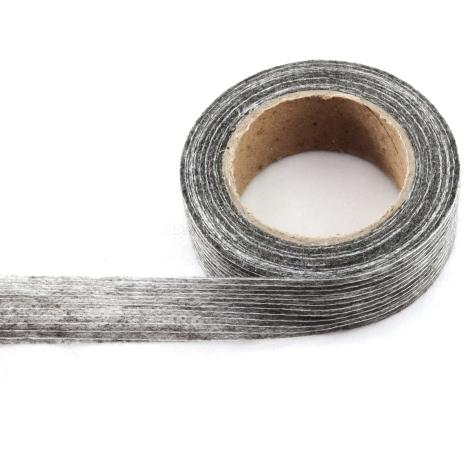Флизелиновая лента для стабильности срезов, серая (20 мм) 968246 фото №2