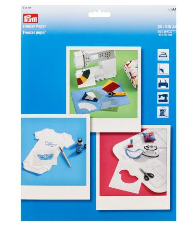 Бумага для заморозки и аппликаций  610466 фото №1