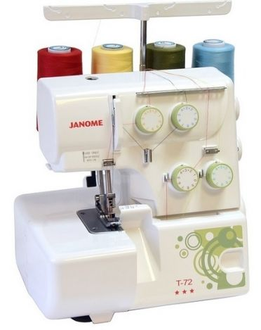 JANOME T-72 Janome T-72 фото №1