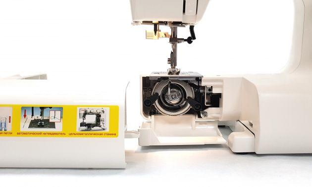 JANOME Ami 35 электромеханическая швейная машина Janome Ami 35 фото №7