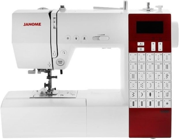 JANOME 630 DC JANOME 630 DC фото №1