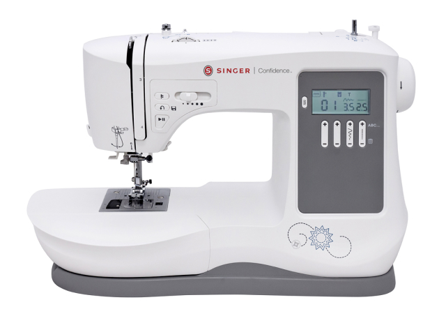 SINGER CONFIDENCE 7640 SINGER CONFIDENCE 7640 фото №1
