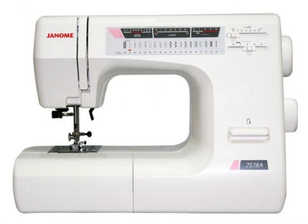 JANOME 7518A JANOME 7518A фото №1