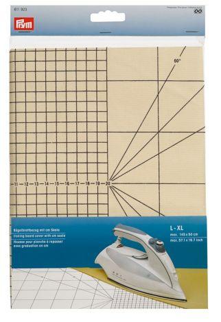 Чехол для гладильной доски с шкалой в см, L-XL  611923 фото №3