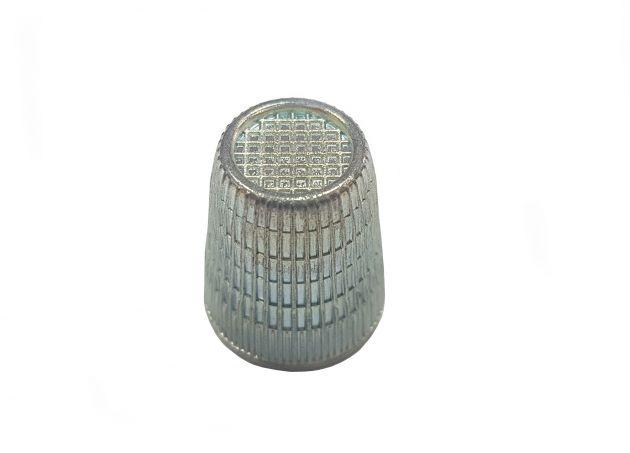 Наперсток с противоскользящей кромкой, размер 14 мм 431833/14 мм фото №2