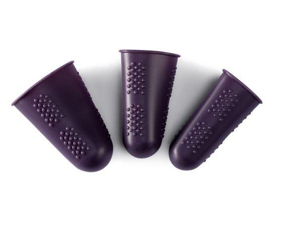 Колпачки для защиты пальцев, силикон  611914 фото №1