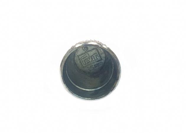 Наперсток с противоскользящей кромкой, размер 15 мм 431833 фото №3