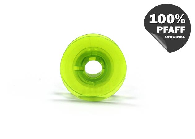 Шпулька пластиковая (зеленый) (20,2*8,2 мм) 820921096 фото №3