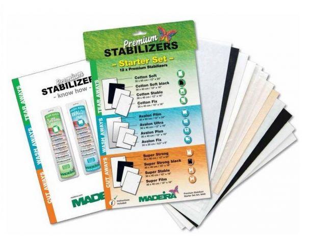 Набор стабилизаторов для вышивки  9449 фото №1