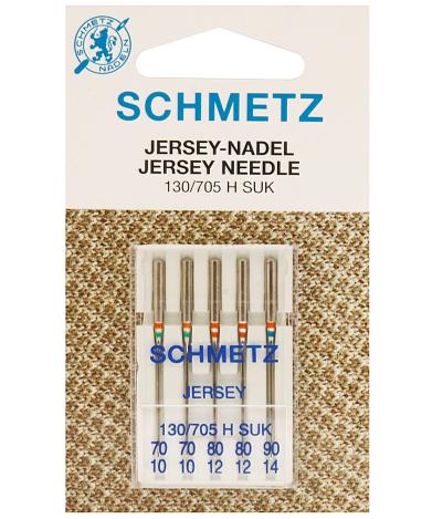 Иглы Jersey №70-90 (5 шт.) 98876 фото №1