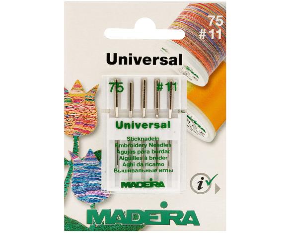 Иглы Madeira Embroidery №75 9450 фото №1