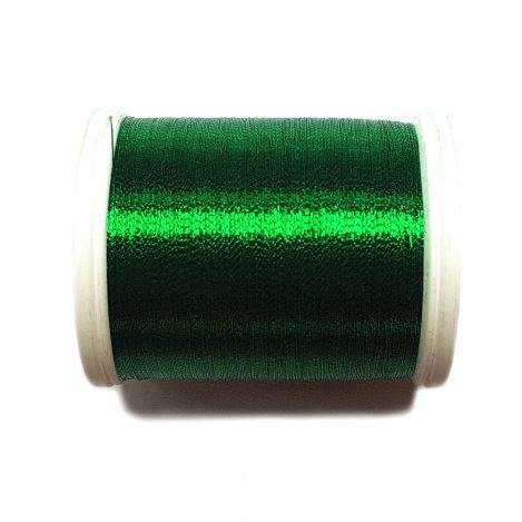 Нитка Metallic Green (1000м) 358 фото №1