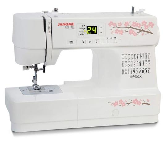 JANOME 1030 MX JANOME 1030 MX фото №1