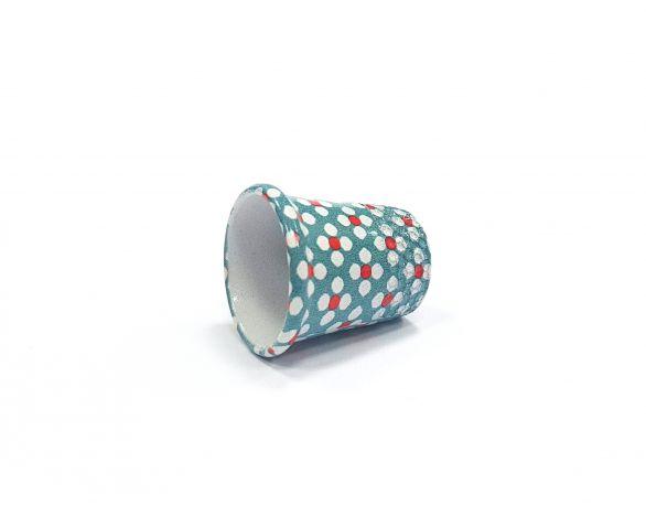 Наперсток с цветным узором, размер 17 мм (L) 431152 фото №2