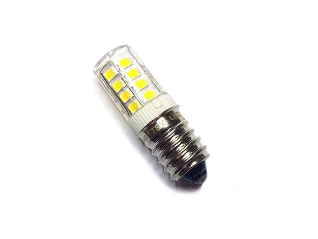 Светодиодная лампочка винт.крепление (2Вт/220В) LED E14 фото №2