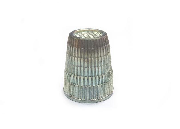 Наперсток с противоскользящей кромкой, размер 14 мм 431833/14 мм фото №1