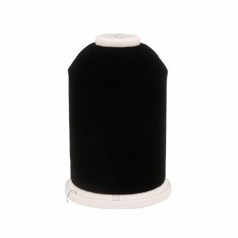 Нижняя нить BOBBINFIL №70, черная (10000 м) 70120 фото №1