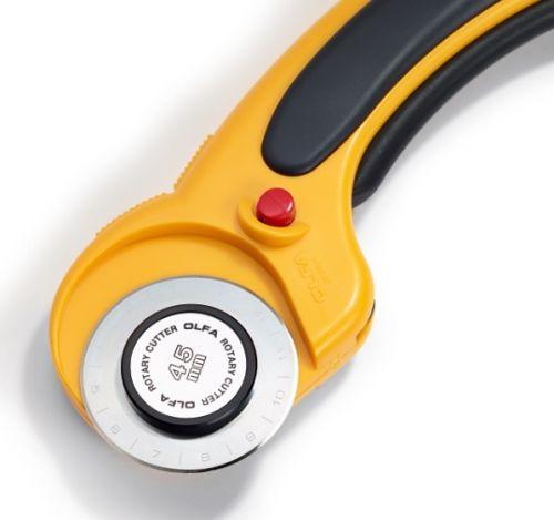 Раскройный нож «Comfort», 45мм 611393 фото №2