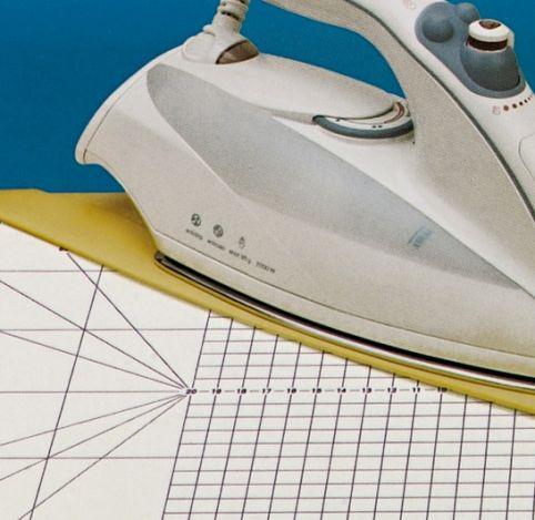 Чехол для гладильной доски с шкалой в см, L-XL  611923 фото №2