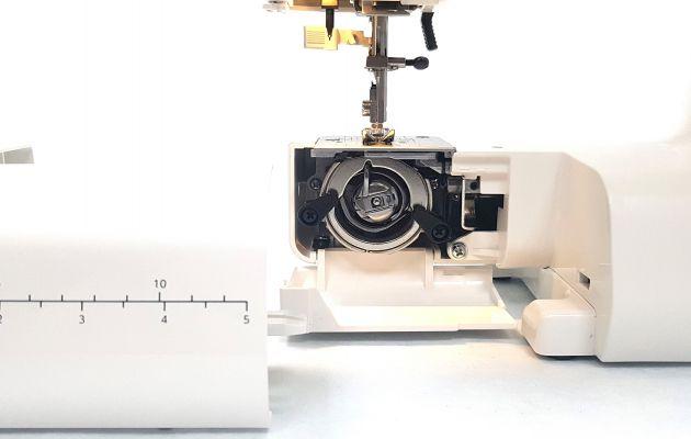 JANOME Excellent Stitch 15A электромеханическая швейная машина JANOME Excellent Stitch 15A  фото №6