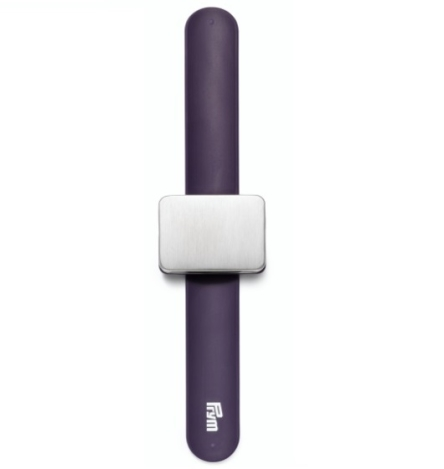 Магнитная игольница на руку (фиолетовая) 610282 фото №2