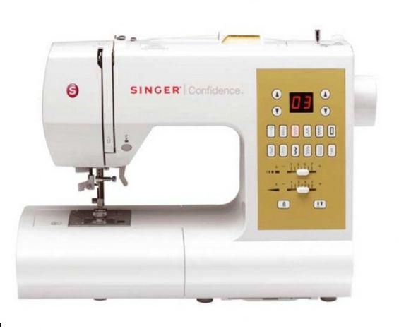 SINGER CONFIDENCE 7469 с микропроцессорным управлением SINGER CONFIDENCE 7469 фото №1