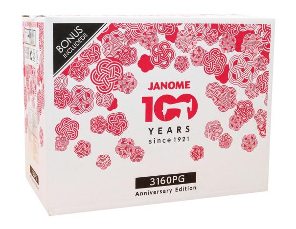 JANOME 3160 PG JANOME 3160 PG фото №3