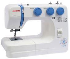 JANOME TOP18 электромеханическая швейная машина
