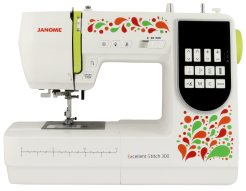JANOME EXCELLENT STITCH 300