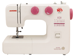 JANOME 311 PG