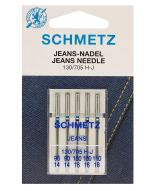 Иглы Jeans №90-110 (5 шт.)