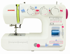 JANOME EXCELLENT STITCH 18A JANOME EXCELLENT STITCH 18A фото №9
