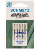Иглы Microtex №70 (5 шт.)