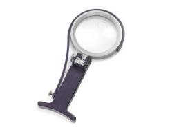 Лупа с ручкой и светодиодной лампой (LED)