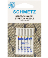 Иглы Stretch №75-90 (5 шт.)